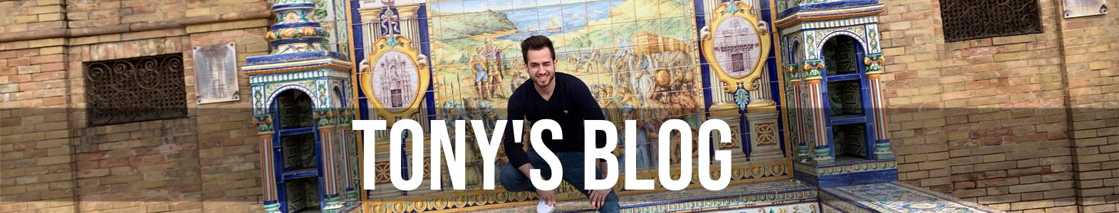 Tony's Blog